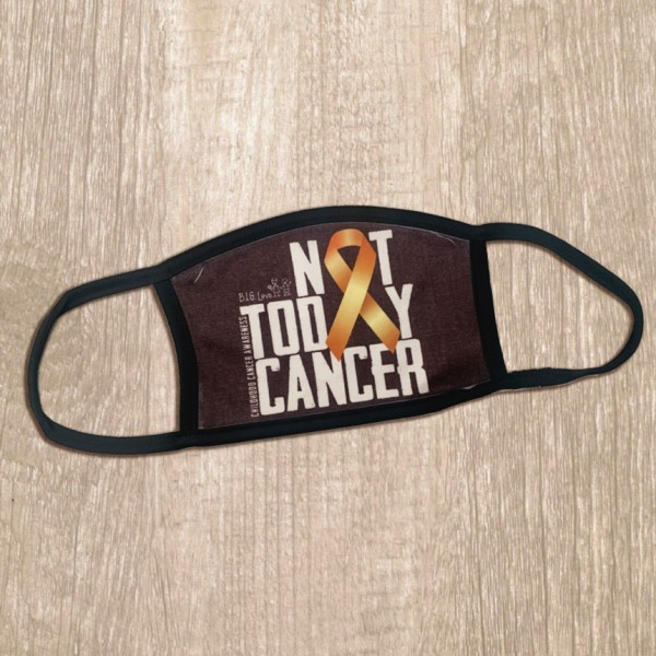 Not Today Cancer mask
