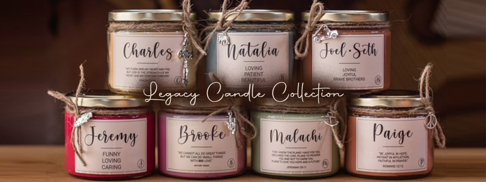 Legacy Candles
