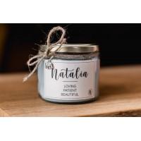 Legacy Candle: Natalia
