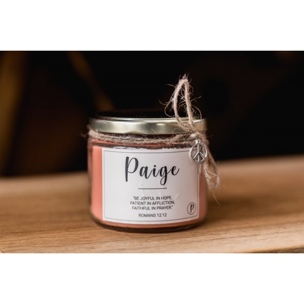 Legacy Candle: Paige
