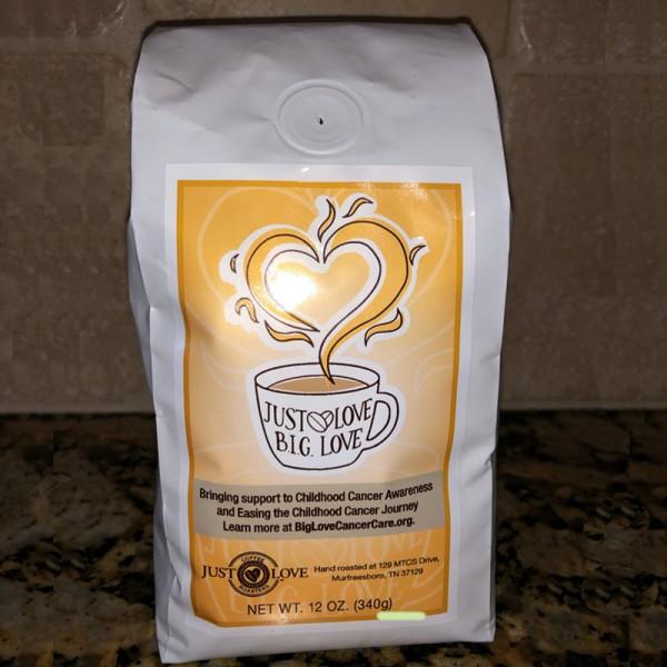 Just Love BIG Love Coffee