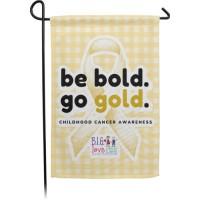 Childhood Cancer Awareness Yard Flag
